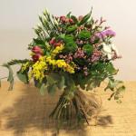 Bouquet flores silvestres - Rebolledo floristas